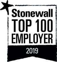 stw top 100 employer 2019 black